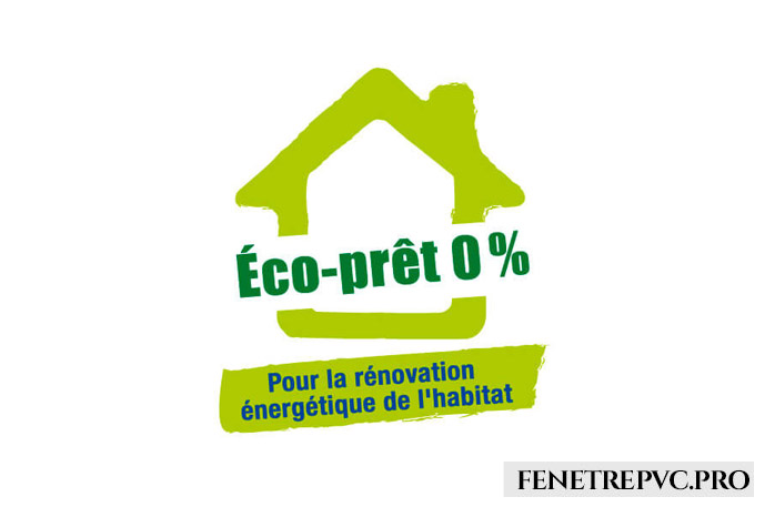 eco-prêt maison logo vert