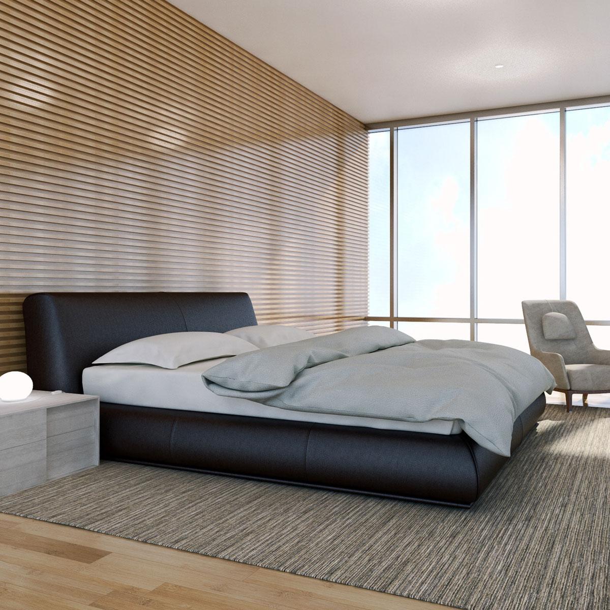 chambre lit confort