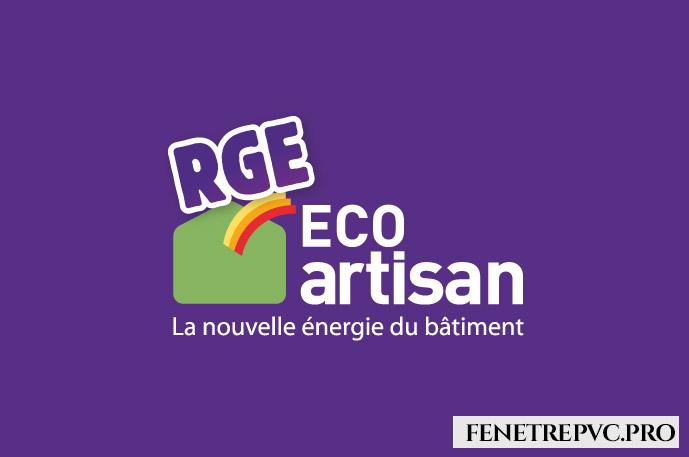 logo violet RGE